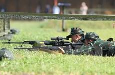 Army Games 2021 ở Việt Nam: Đội Việt Nam và Nga giành huy chương vàng