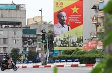 Điện và thư mừng nhân dịp kỷ niệm 76 năm Quốc khánh Việt Nam