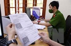 Hà Nội: Hướng dẫn cấp giấy đi đường có nhận diện trong vùng 1