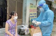 Nhiều tín hiệu khả quan trong kiểm soát dịch COVID-19 ở TP Hồ Chí Minh