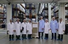 Doanh nghiệp dược của Nga tặng Việt Nam thuốc kết hợp chữa COVID-19