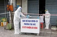 Cần Thơ: Đến tận nhà người dân lấy mẫu xét nghiệm SARS-CoV-2