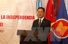Đại sứ quán Việt Nam tại Argentina tổ chức kỷ niệm Quốc khánh 2/9