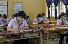 Không có ca mắc trong nhiều ngày, Hà Tĩnh sẽ tổ chức dạy học trực tiếp