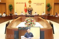 Phiên họp Ủy ban Thường vụ Quốc hội: Cho ý kiến 6 dự án luật