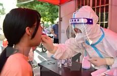 Số ca mắc mới trong cộng đồng tăng gấp đôi tại Đông Nam Trung Quốc