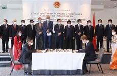 Thúc đẩy hợp tác Việt Nam-EU về thương mại, đầu tư và nông nghiệp