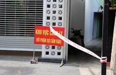 Phong tỏa Bệnh viện điều trị COVID-19 số 1 tỉnh Thanh Hóa