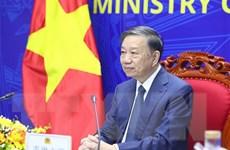 Việt Nam-Trung Quốc tăng cường hợp tác phòng, chống tội phạm