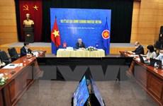 Hội nghị tham vấn cấp Bộ trưởng Kinh tế giữa ASEAN và các nước đối tác