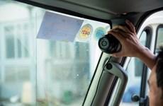 Lắp camera giám sát hành trình xe ôtô vận tải: Vẫn chờ quy chuẩn