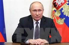Ông Putin: Bầu chọn Duma Quốc gia là sự kiện quan trọng nhất của Nga