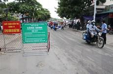 Phát sinh ổ dịch mới, Ninh Thuận bổ sung các biện pháp phù hợp