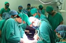 Phú Yên: Mổ lấy thai nhi cho sản phụ viêm phổi nặng mắc COVID-19