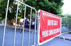 Hà Nội: Phong tỏa 2 khu dân cư liên quan đến chùm 7 ca mắc ở Long Biên