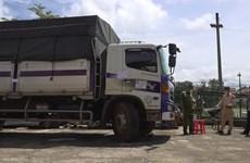 Đắk Nông: Tạm giữ tài xế xe tải đâm gãy barie để 'thông chốt'