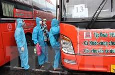 Đề xuất 3 phương thức vận chuyển người lao động trở lại TP.HCM