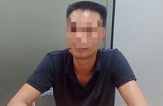 Hà Nội: Tài xế ôtô đầu kéo lái xe lao qua barie để 'thông chốt'