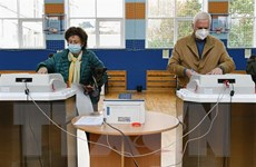 Bầu cử Duma Quốc gia Nga: Đảng Nước Nga Thống nhất giành đa số ghế