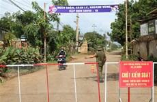 Đắk Lắk: Khiển trách Bí thư Đảng ủy xã thiếu trách nhiệm chống dịch
