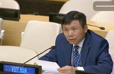Việt Nam chung tay cùng quốc tế phấn đấu xóa bỏ vũ khí hạt nhân