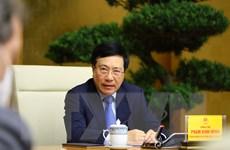 Phó Thủ tướng: Việt Nam coi nguồn vốn ODA là 'hết sức quan trọng'