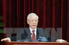 Hội nghị Trung ương: Tăng cường xây dựng, chỉnh đốn Đảng