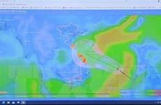 Áp thấp nhiệt đới di chuyển chậm, Hà Tĩnh đến Cà Mau có mưa lớn