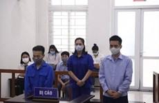 Hà Nội: Án tù phạt kẻ tổ chức cho người nước ngoài nhập cảnh trái phép
