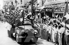 [Photo] 67 năm Ngày Giải phóng Thủ đô: Ngày về chiến thắng