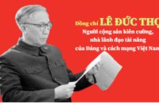 Đồng chí Lê Đức Thọ: Người cộng sản kiên cường, nhà lãnh đạo tài năng