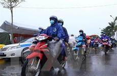Lai Châu, Đà Nẵng ghi nhận các ca dương tính trong số người về quê