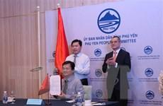 Tổ chức năng suất châu Á tài trợ cho Phú Yên gói thiết bị đông lạnh