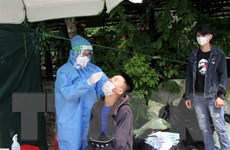 Nghệ An: 38 người về từ phía Nam dương tính với SARS-CoV-2