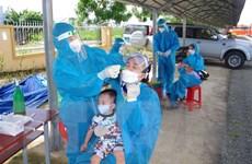 Tiền Giang tổ chức 3 đợt đón công dân từ TP.HCM về địa phương