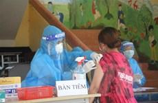 Yên Bái: Gần 71% người từ 18 tuổi trở lên được tiêm vaccine COVID-19