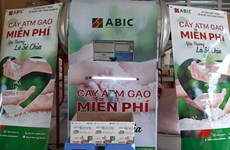 'ATM gạo' làm ấm lòng người dân Thành phố Hồ Chí Minh trong mùa dịch