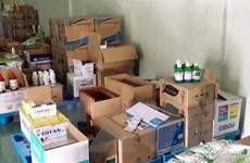 An Giang: Phát hiện doanh nghiệp kinh doanh thuốc bảo vệ thực vật cấm