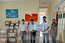 Đoàn Thanh niên TTXVN chung tay 'đánh bay COVID-19' tại Gia Lai