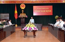 Từ 16/10, người vào Nam Định không phải xuất trình kết quả xét nghiệm