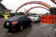 Thái Bình, Bình Thuận tạm dừng hoạt động các chốt kiểm soát dịch