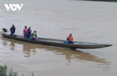 Thừa Thiên-Huế: Tìm thấy thi thể người dân bị lật ghe trên sông Bồ