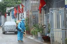 Xuất cấp hóa chất khử khuẩn để phòng, chống dịch bệnh trong mùa mưa