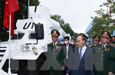Chủ tịch nước: Từng bước mở rộng địa bàn tham gia gìn giữ hòa bình LHQ