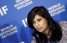 Nhà nữ kinh tế trưởng đầu tiên của Quỹ Tiền tệ Quốc tế rời nhiệm sở