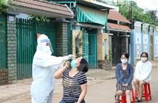Thêm nhiều ca nhiễm, Nam Định và Đắk Lắk siết chặt chống dịch COVID-19