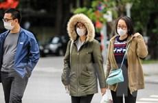 Người dân Hà Nội đón gió lạnh đầu mùa, nhiệt độ giảm còn 17 độ C