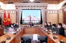 Thành phố Hồ Chí Minh và ADB thúc đẩy hợp tác phục hồi kinh tế