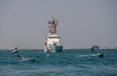 Mỹ, Bahrain tiến hành tập trận tàu không người lái ở vùng Vịnh