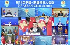 Campuchia kêu gọi tăng cường quan hệ giữa ASEAN với các đối tác